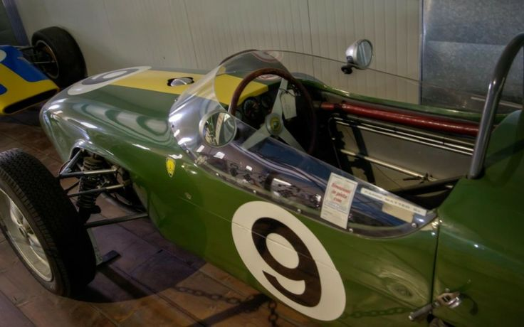 """Maserati Racing Car - """"Maserati's 100 years anniversary: the cars collection of museo Panini"""" by @1step2theleft"""