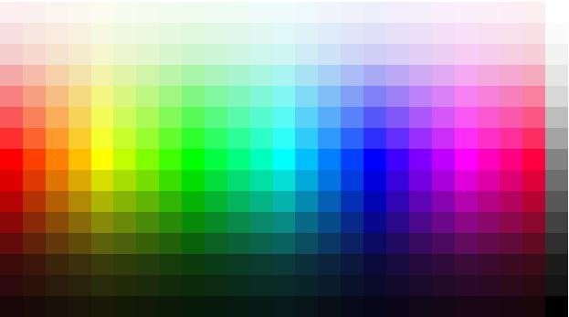 Encuentra aquí los códigos de colores hexadecimales http://www.codejobs.biz/es/blog/2014/12/10/encuentra-aqui-los-codigos-de-colores-hexadecimales#sthash.1Q140XUb.dpbs