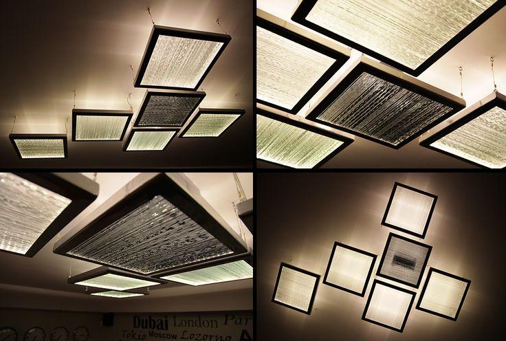 LIGHTING COMPOSITION Lighting, MJ Group office.
