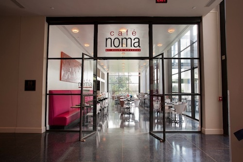 Travel & Leisure Names Café NOMA a best museum restaurant in the USA!
