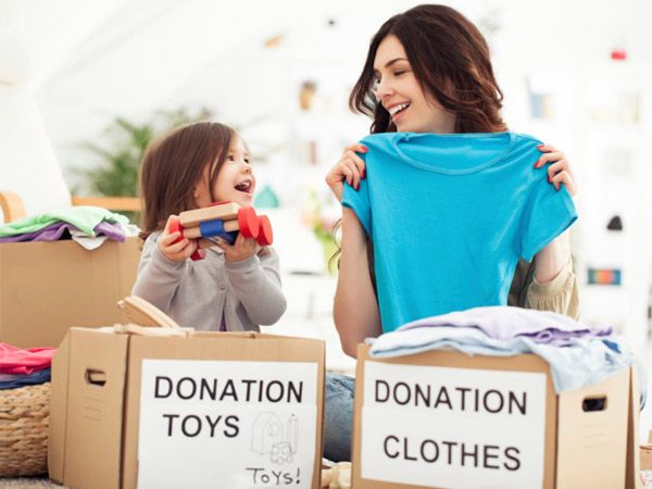 #Donate #clothes #toys this #diwali while #cleaning your #house and spread #happiness.