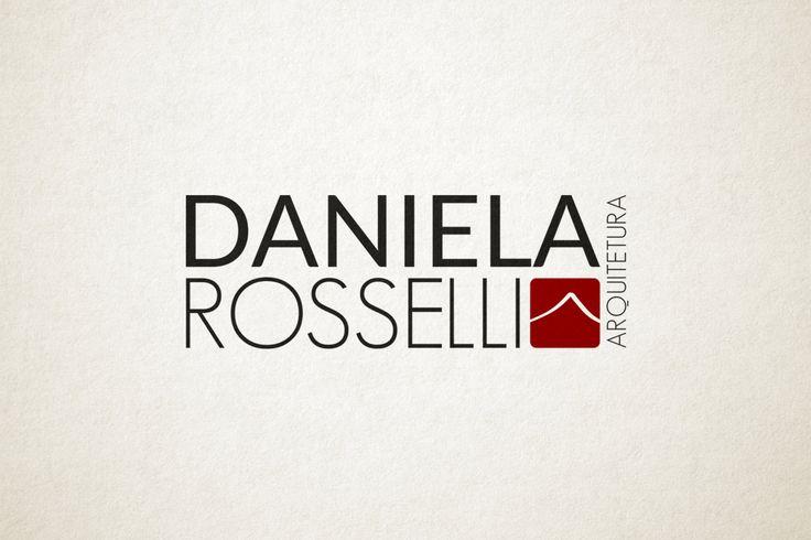 Logo - Daniela Rosselli Arquitetura