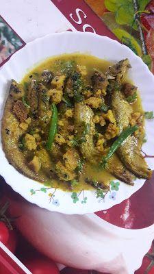 Trisha's Rasoi: Pabda fish curry