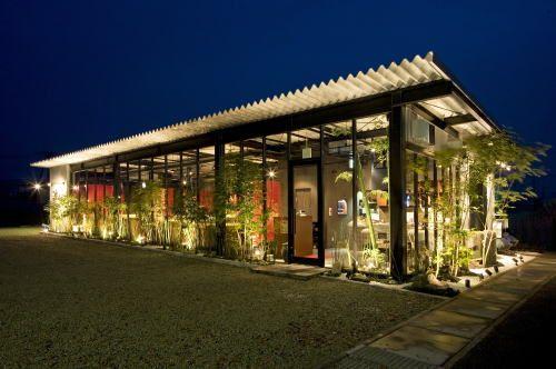 店舗デザイン 設計 ローコスト 焼肉 ホルモン 小野市