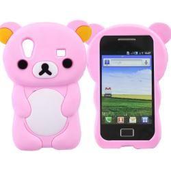 Capa Galaxy Ace - Urso Rosa - 6,99 €