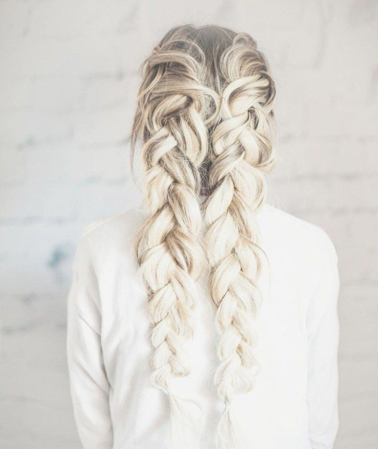 These braided hairstyles really are trendy. #braidedhairstyles