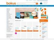 Rabattkod Bokus upp till 80% rabattpå mängder av barnböcker, pocketböcker, ljudböcker, sommarpocket, e-böcker och många fler.