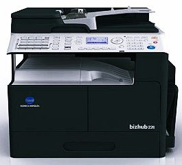 Konica Minolta Bizhub 206 Driver Windows 8