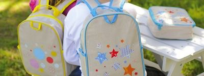 School bags galore!