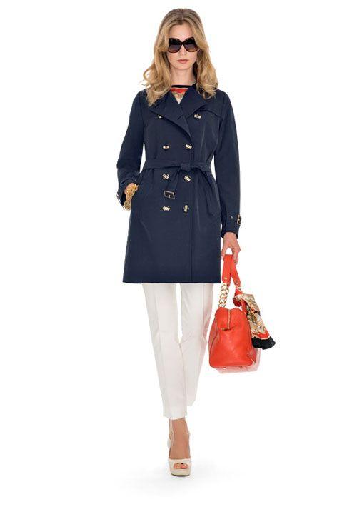 Luisa Spagnoli Abbigliamento Catalogo Primavera Estate 2015