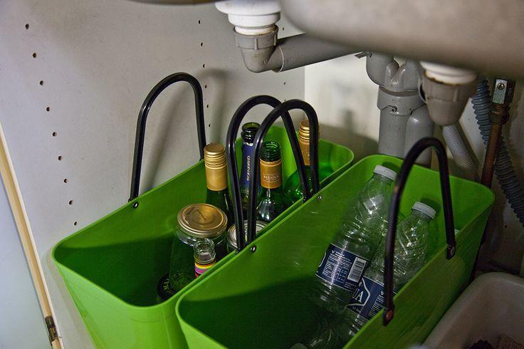 Siden indeholder masser af brugbare tips, blandt til affaldssortering.