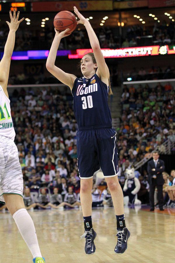 Breanna Stewart #30 UConn Women's Basketball