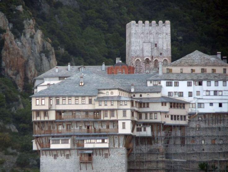 Monasteri del Monte Athos, Grecia