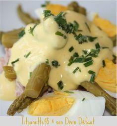 MAYONNAISE ULTRA LIGHT - AU FROMAGE BLANC - - La touche d'Agathe - Plats et gratins - recette, recipe, kitchen,