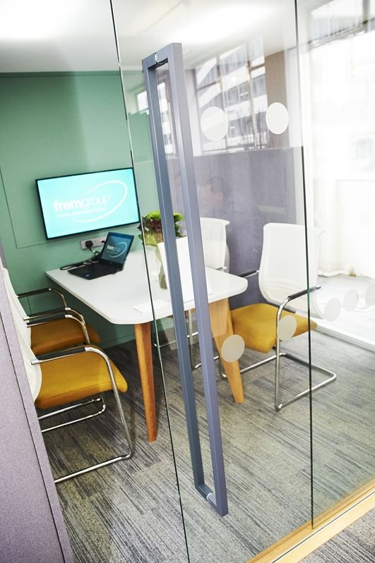 Oasis Soft Team Pod | Acoustic Pods | Office Furniture
