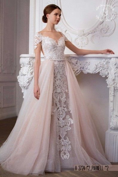 "Wedding dress Parnell with an additional skirt ""Love Juliette Collection"""