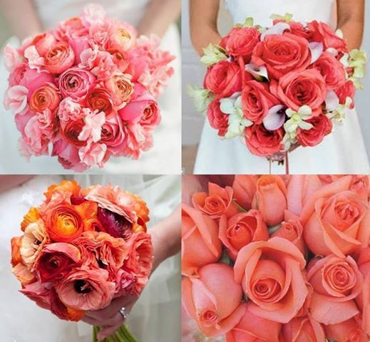 coral wedding bouquets beautiful join carlyna carlyna wedding bouquet coral