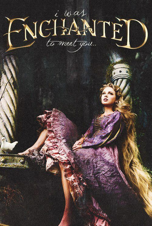 Taylor+Swift+Enchanted | Taylor Swift Enchanted Rapunzel