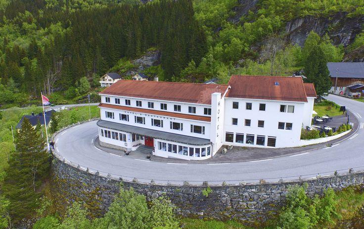 Geiranger i Møre og Romsdal fylke