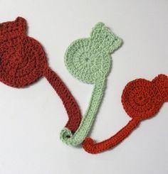 Tuto : Des marques-pages au crochet - Tricot & crochet - Pure Loisirs