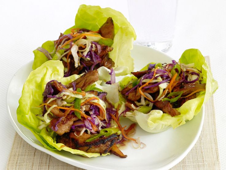 Moo Shu Pork recipe from Food Network Kitchen via Food Network