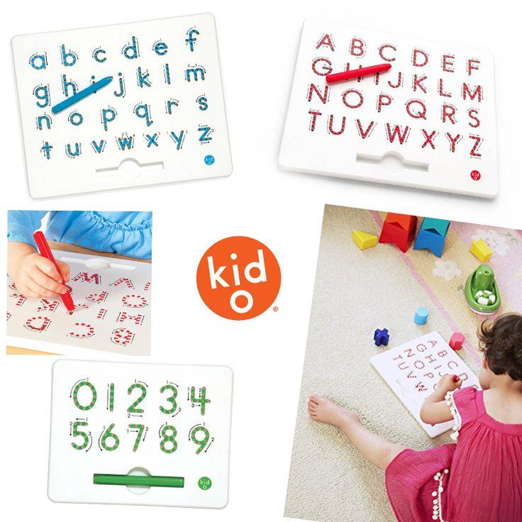 Magnatab: spelenderwijs leren schrijven! - Oh yeah baby!