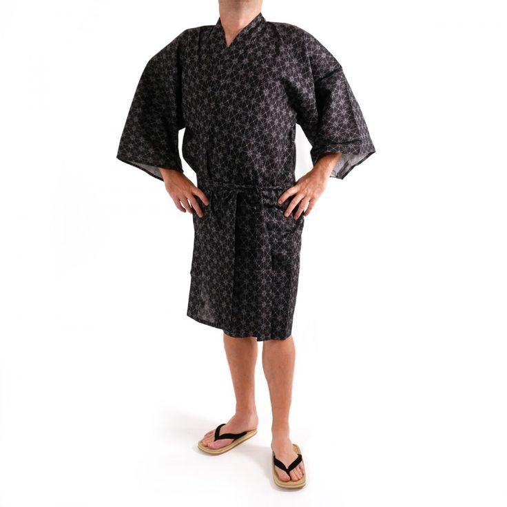 78 best MEN\'S KIMONO images on Pinterest | Trauzeugen, Japanische ...