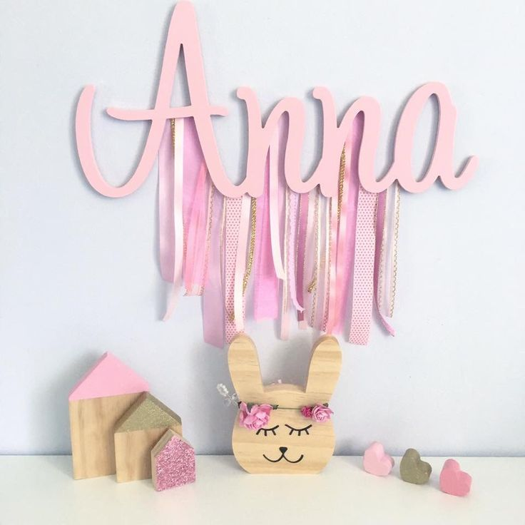 Painted Wooden Name - Painted Wooden Word - Nursery Wall Hanging - Word Wall Hanging - Wooden Word - Family Name Wall Hanging by GalleryWoodLetters on Etsy https://www.etsy.com/listing/512434249/painted-wooden-name-painted-wooden-word