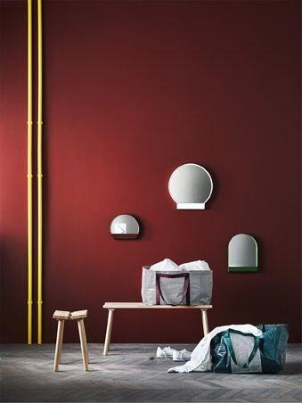 IKEA kommer den 6 oktober att släppa kollektionen Ypperlig i samarbete med HAY. Det är en serie med vackra enkla möbler som passar i många…Read moreIKEA + HAY = YPPERLIG