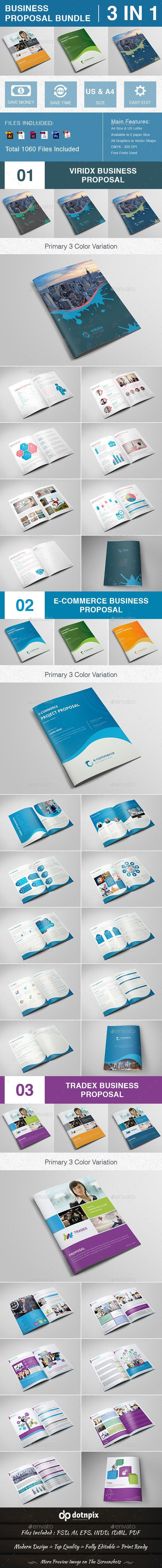 Business Proposal Bundle Templates #design Download: http://graphicriver.net/item/business-proposal-bundle-volume-3/13688270?ref=ksioks