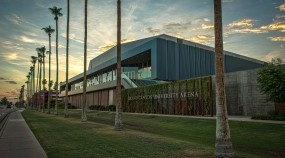 Architekton's Grand Canyon University project .  Photography by Relentless, Inc.