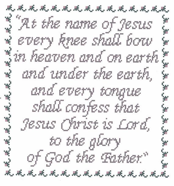 39 best bible verse cross stitch images on Pinterest