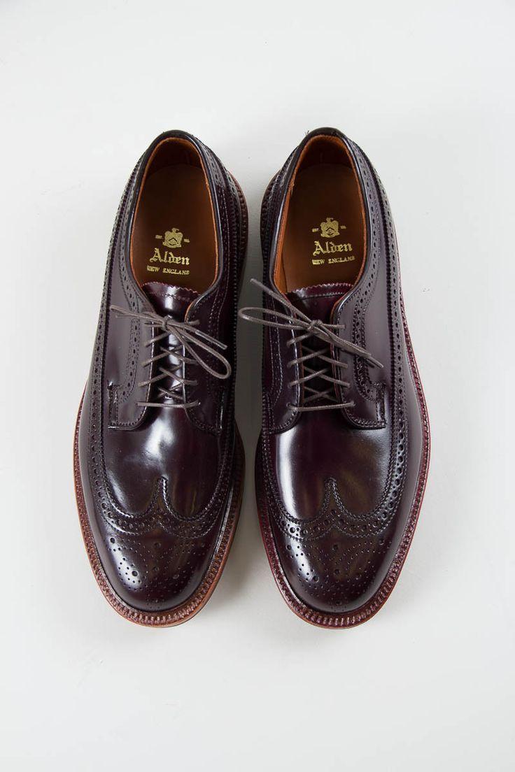 the 25 best alden cordovan ideas on pinterest dress shoes allen edmonds shoes and men dress. Black Bedroom Furniture Sets. Home Design Ideas