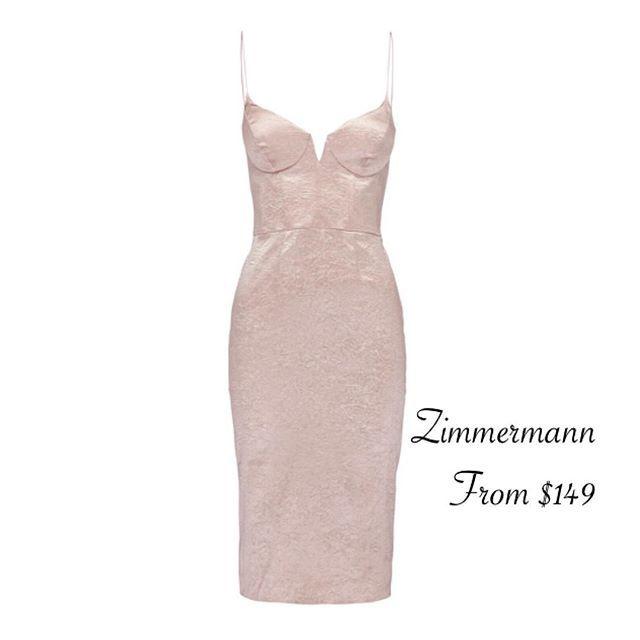 ZIMMERMANN - RHYTHM WIRE CRUSH DRESS / Hire now from $149 / Available in sizes 6, 8 & 10 / Order now & receive 20% off* #iamfinesseau #Zimmermann #Runway #UltimateLuxury #DressesForHire #NewArrivals #OnlineDressHire #Australiawide #Fashionlovers #Fashionistas #Stylists #Style #Fashionblogger #DressHire #Designer #Dress #Sexy