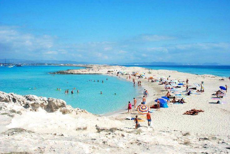 One of the best #Beaches of the World! Ses Illetes, #Formentera @visitformentera @TurismeBalears #visitspain #summer