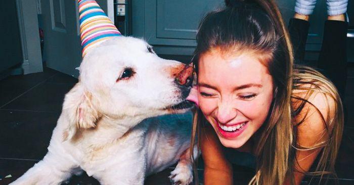 20 Divertidas fotos que debes tomarte con tu perro