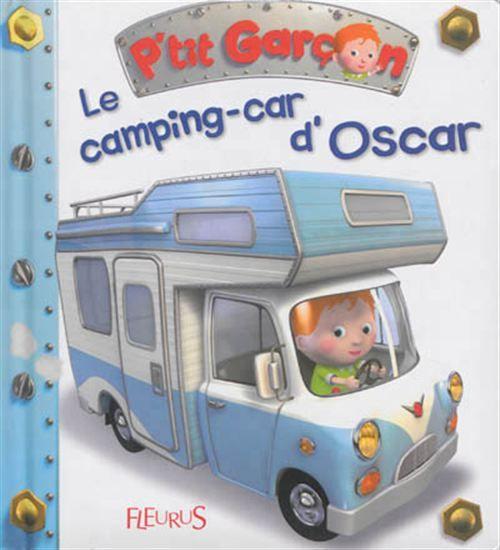 Oscar part sur la route des vacances avec son camping car.