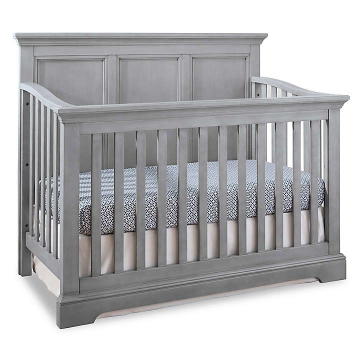 Westwood Design Hanley 4 In 1 Convertible Crib In Cloud This Post Or Video Contains Affiliate Links Whi Convertible Crib Nursery Furniture Collections Cribs