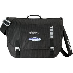 Promotional Products Ideas That Work: Thule Crossover? Compu-Messenger Bag . Get yours at www.luscangroup.com