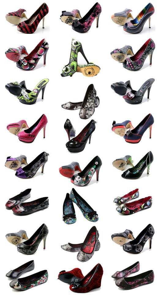 Iron fist shoe obsession (a favourite repin of VIP Fashion Australia www.vipfashionaustralia.com )  My dream shopping list --