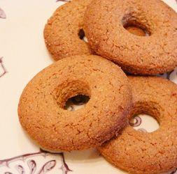 Biscotti al grano saraceno gluten free. di la mora romagnola #ricette #cucina italiana #food