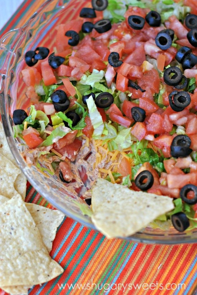 ... skinny loaded nachos with turkey beans and cheese this blog has tons