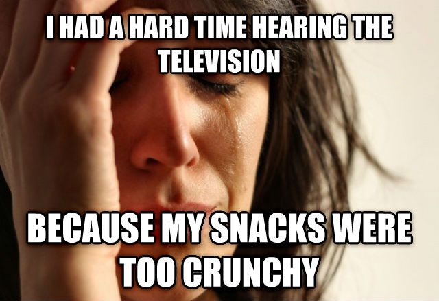May well be a classic First World Problem, but it drives me nuts--every night.  Pitas are super loud!