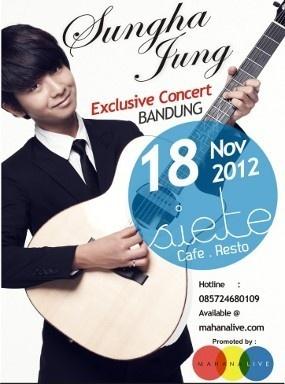 Nada Gitar Sungha Jung Membius Jakarta