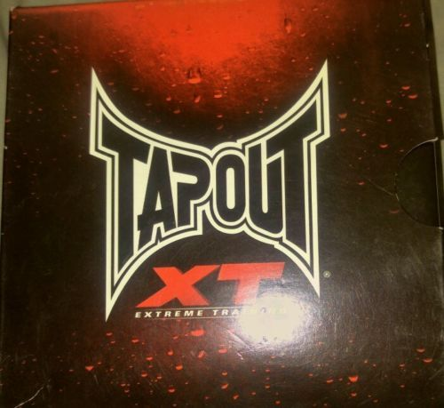 TAPOUT XT Extreme Training 13 DVD Box Set Workout System plus 2 bonus