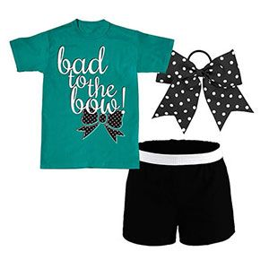 Bad to the Bow Campwear Package by Cheerleading Company