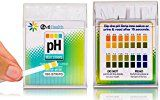 #Health 100 Ct Outstanding Popular pH Healthy Test Strips Instant Results Care Urine or Saliva Quickly Monitor with Color Chart Reviews