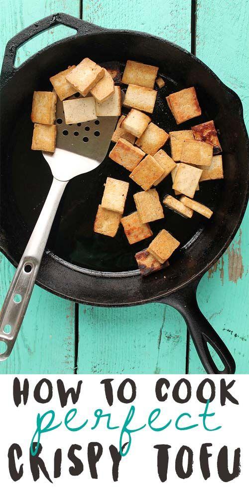 Easy sauteed tofu recipes