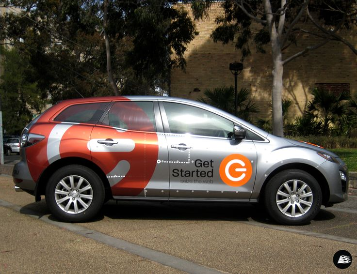 Metallic Finish, Silver Duco referring through colour print, AutoSkin ~ drive your brand home