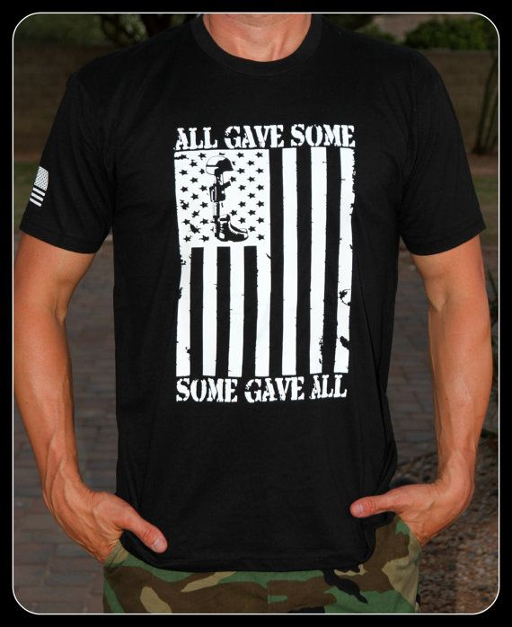 American Flag Shirt 911 Shirt All Gave Some by TheStickerPlace, $22.99